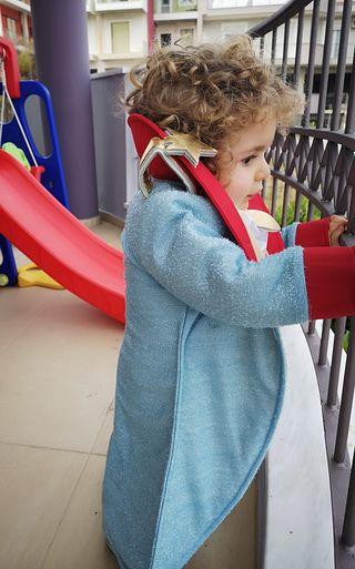 Παναγιώτης – Ραφάηλ : Έβαλε τη στολή του «Μικρού Πρίγκιπα» – Το συγκινητικό μήνυμα