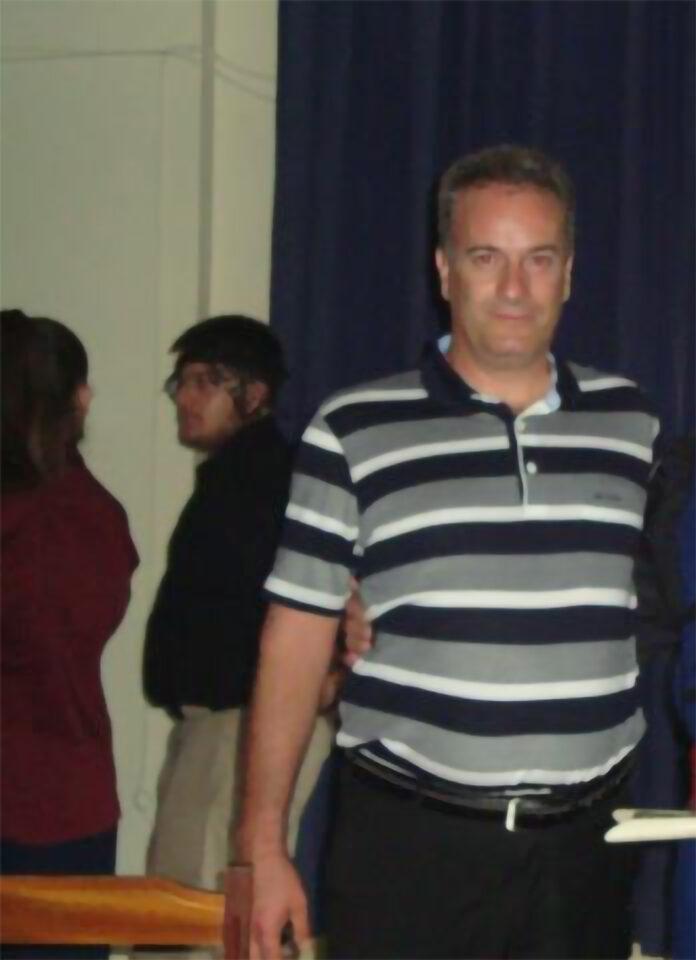 Πύργος: Έφυγε πρόωρα απο τη ζωή ο καθηγητής- γυμναστής Θέμης Μπατουδάκης- Θλίψη στην τοπική κοινωνία (photo)